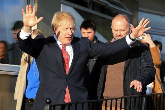 Challenges remain for British PM despite Conservatives' landslide win