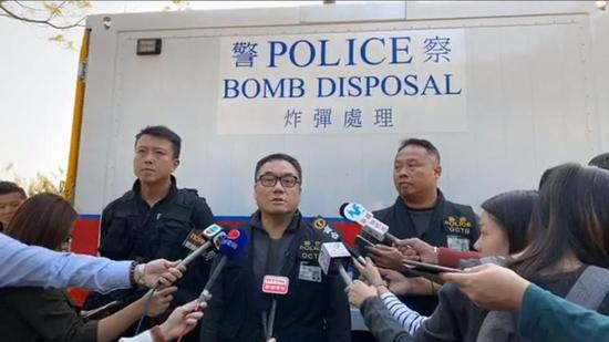 3 men held for testing home-made bombs in Tuen Mun