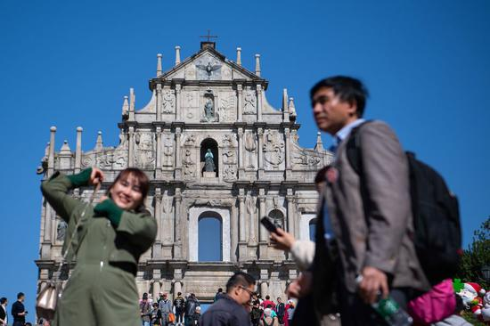 Macao, mainland's 20-year journey of shared development