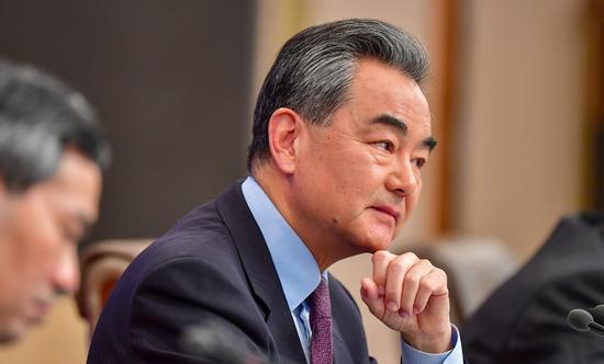 Wang Yi: China-U.S. phase one trade deal 'good news for all'