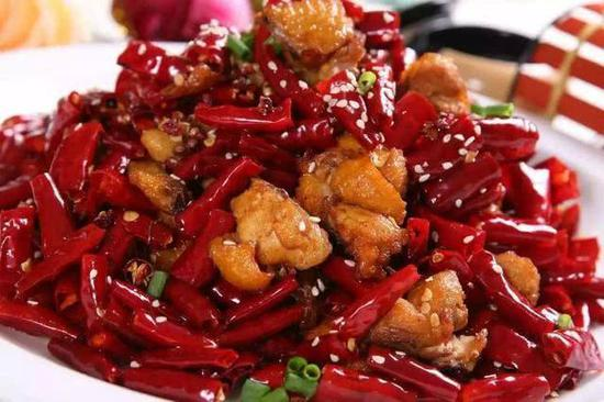 Eat more chili peppers, science says