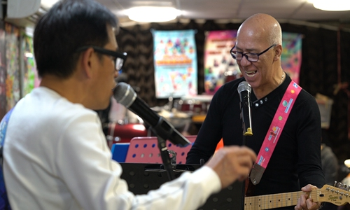 Macanese band seeks to pass on Macao's unique mix of Chinese and Portuguese cultures
