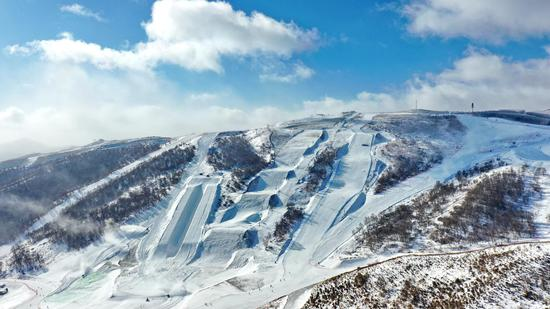 Explore Zhangjiakou Winter Olympics Venues