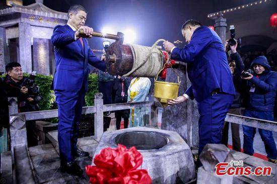 Annual 'ejiao' festival kicks of in E China county