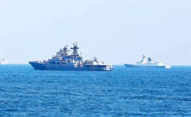 China, Russia and Iran to hold joint naval drill