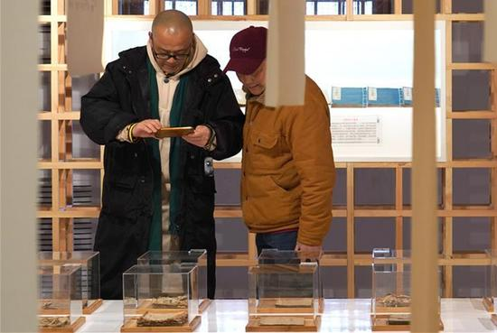 China opens first museum on ancient book repairing