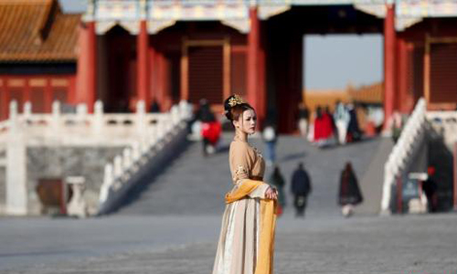 Talk show on New Year celebrations in Forbidden City to be aired