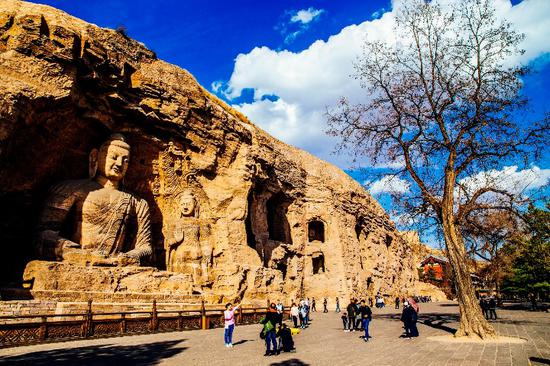 Shanxi's winter tourism turns red hot