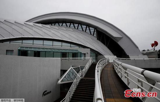 In pics:Tokyo Tatsumi International Swimming Center