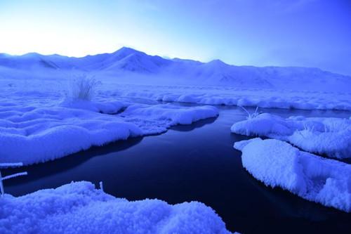 In pics: Peaceful starry night at Bayanbulak Grassland in Xinjiang