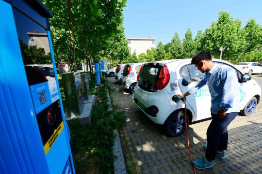 Better EV charging services on the way as demand booms in nation