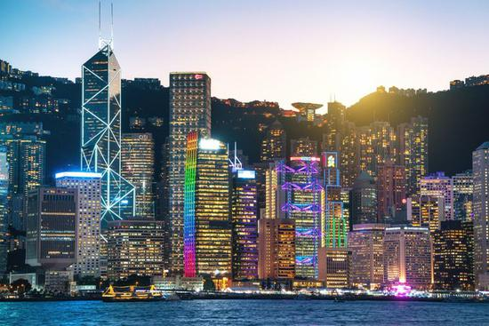 U.S. investment ban on China has little impact on Hong Kong market: SFC