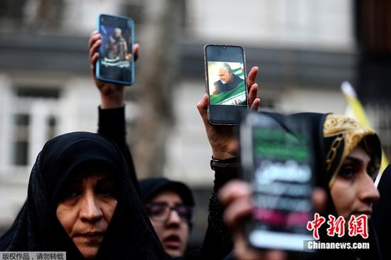 Killing of Iranian commander could turn Iraq into battleground