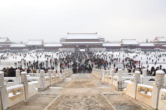 19 mln visit Palace Museum in 2019