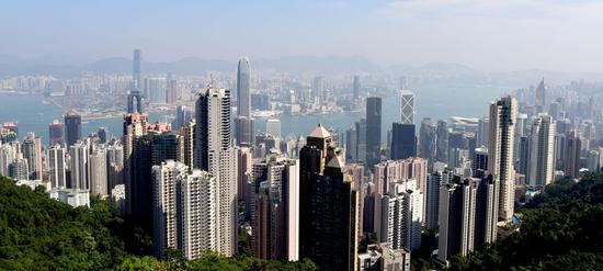 Violence jeopardizes Hong Kong's global image, competitiveness