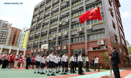 HK LegCo education panel applauded for textbook review initiative