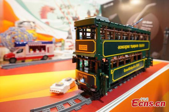 Asia's largest toys and games fair opens in Hong Kong