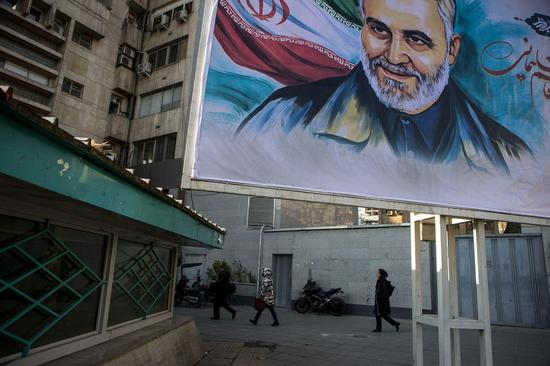 Russian, Iranian military leaders discuss Mideast situation after U.S. killing of Iranian commander