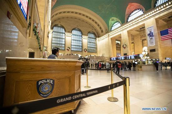 NYC steps up security at key locations following targeted killing of Iranian commander