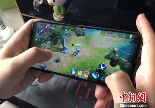 Playing games online finally starts to pay off for China's skill-sharers