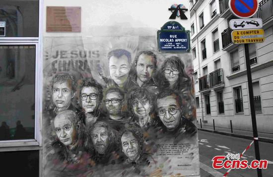 France remembers Charlie Hebdo victims on fifth anniversary