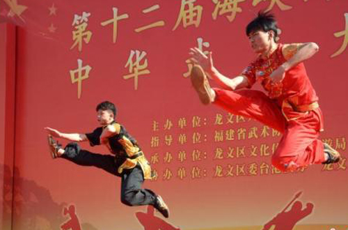 Wushu officially included in Youth Olympic Games