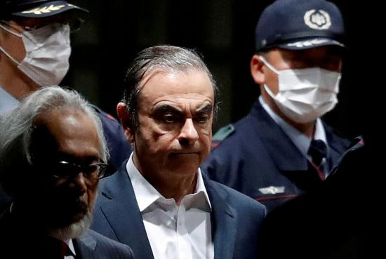 Accusations against me by Nissan aren't true, Ghosn says