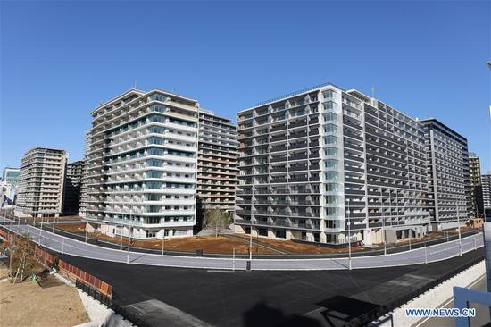 Tokyo 2020 Olympic Village