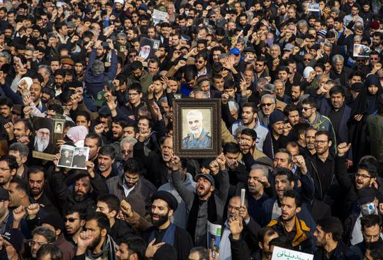 Killing seen as blow to Iran's clout in region