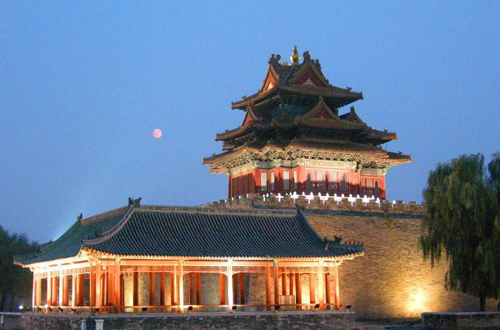 Palace Museum restaurant to serve New Year's Eve dinner