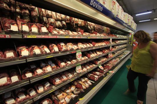 Brazil's Sao Paulo sends first shipment of chicken to China