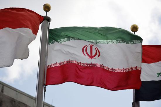 3 rockets land near U.S. embassy in Iraq's Baghdad
