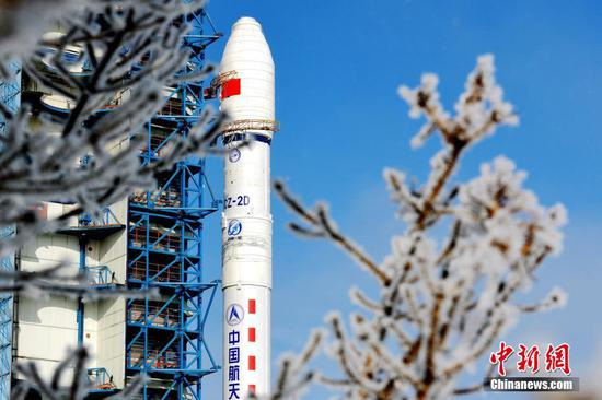 China reveals space plan for 2020