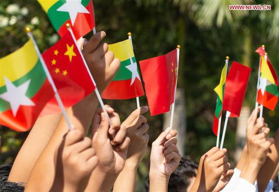 Xi stresses importance of China-Myanmar 'Paukphaw' friendship