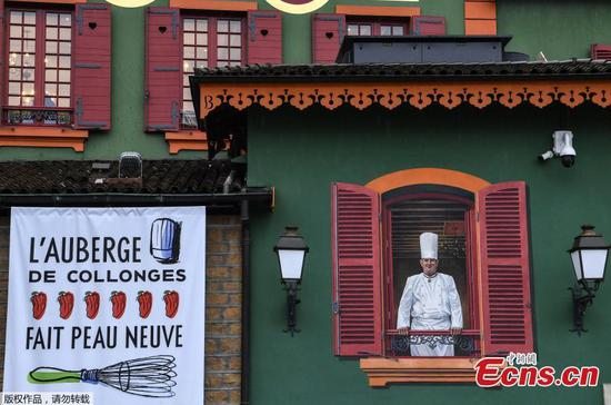 France's Bocuse restaurant loses third Michelin star