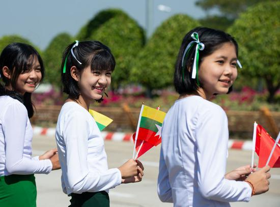 Xi's visit to Myanmar puts spotlight on friendship, shared future