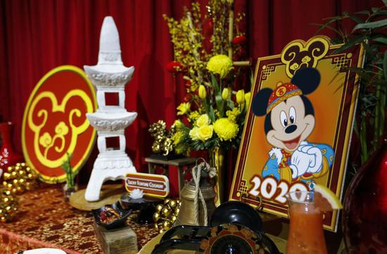 Disney celebrates Chinese New Year as 'Year of the Mouse'
