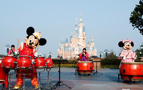 Shanghai Disney Resort applies temporary ticket adjustment