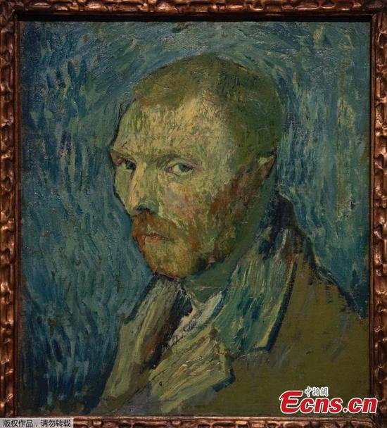 Doubted Van Gogh self-portrait is real, say experts