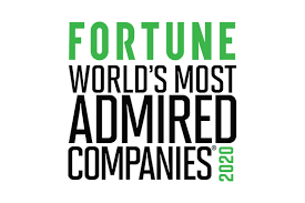 Fortunes' 2020 'World's Most Admired Companies' include 5 Chinese firms
