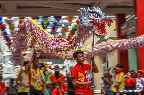 Upcoming Chinese Lunar New Year celebrated across world