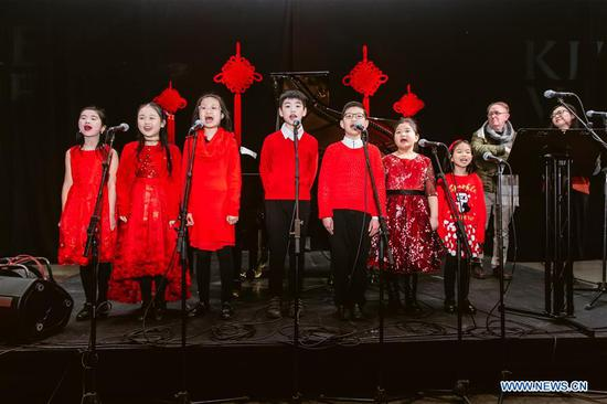 Dublin Chinese New Year Festival opens