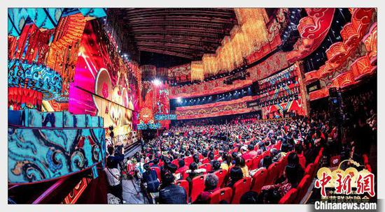 1.23 bln viewers watch China's 2020 Spring Festival gala