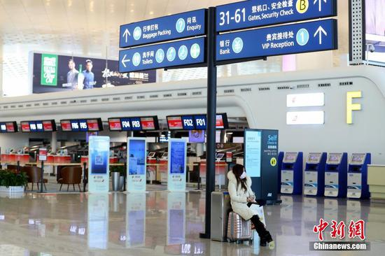 Wuhan travelers asked to stay home for 14-day medical observation