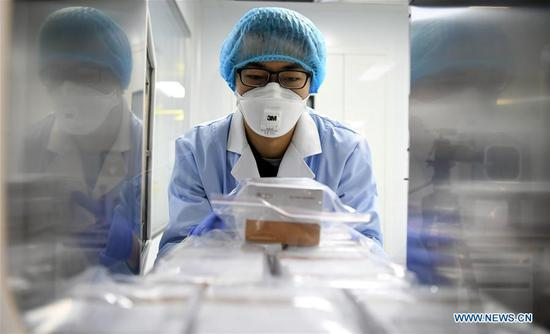 Epidemic to create new growth points for China's economy: Expert