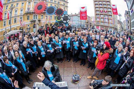 Rijeka formally becomes European Capital of Culture for 2020