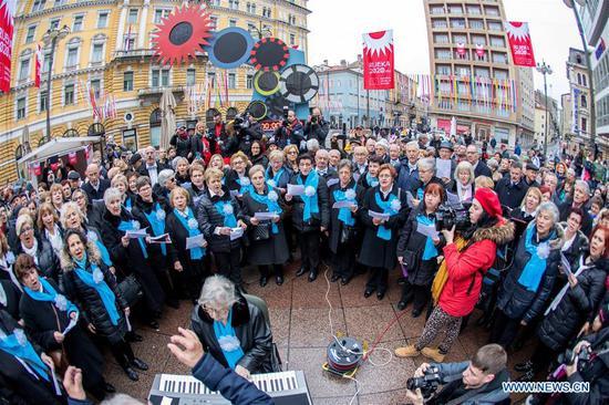 里耶卡正式成为2020年欧洲文化之都
