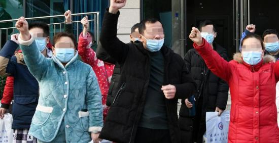All-out efforts demonstrate China's ability to contain epidemic