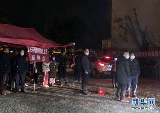 5.1-magnitude quake hits SW China's Sichuan, no casualties reported