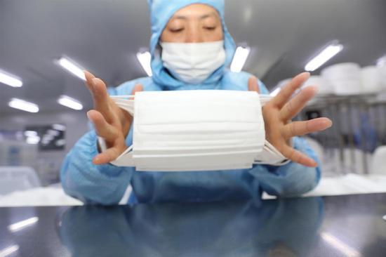 供应商努力工作以防疫情爆发